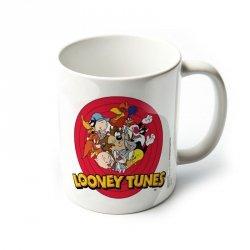 Looney Tunes Postacie Logo - kubek