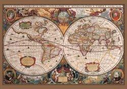 Fototapeta na ścianę - Mapa Świata Antyczna - 315x232cm