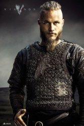 Vikings / Wikingowie Ragnar Lothbrok - plakat