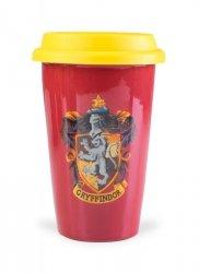 Harry Potter Gryffindor - kubek podróżny