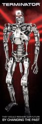 Terminator Future Shock - plakat