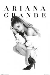 Ariana Grande Crouch - plakat