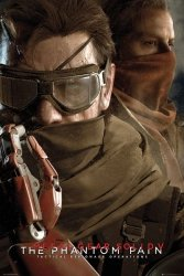 Metal Gear Solid V Gogle - plakat