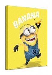 Despicable Me (Banana) - Obraz na płótnie