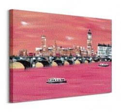 Big Ben & Westminster - Obraz na płótnie