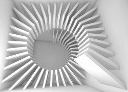 Fototapeta 3D - Abstrakcja - 320x230cm