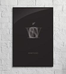 Plakat na ścianę - Wierność - 61x91,5 cm