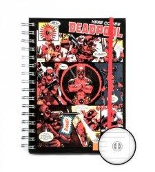 Deadpool - notes A5