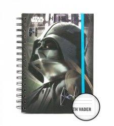 Star Wars Rogue One Darth Vader - notes A5