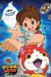 Yo-Kai Watch - plakat