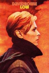 David Bowie Low - plakat