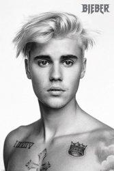 Justin Bieber - plakat