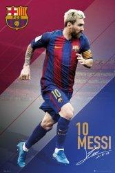 FC Barcelona Lionel Leo Messi - plakat