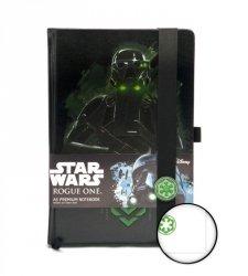 Star Wars Łotr 1 (Death Trooper) - notes A5