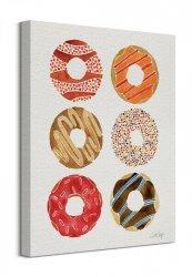 Donuts - Obraz na płótnie