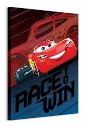 Cars 3 Race To Win - obraz na płótnie