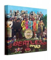 The Beatles Sgt. Pepper - obraz na płótnie