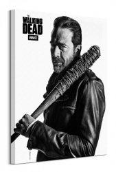 The Walking Dead Negan - obraz na płótnie