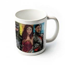 Justice League Movie (Hero Stripes) - kubek