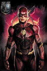 Justice League Flash - plakat z filmu