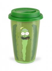 Rick and Morty Pickle Rick - kubek podróżny
