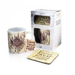 Harry Potter Marauders Map - gift box