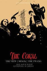 The Coral (Tour) - plakat