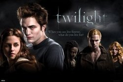 Twilight (U.K Quad) - plakat