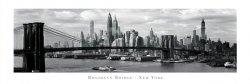 Brooklyn Bridge (New York) - plakat