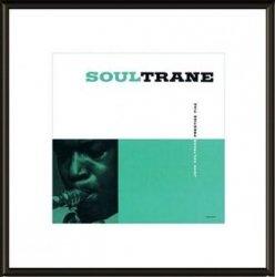 John Coltrane Soultrane - obraz w ramie