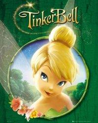 Księżniczki Disney (Dzwoneczek) - plakat