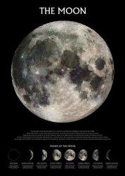 Księżyc - plakat