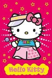 Hello Kitty (Raver) - plakat