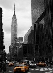 Fototapeta na ścianę - Manhattan, New York - 183x254 cm