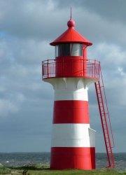 Fototapeta ścienna - Latarnia morska - 183x254 cm
