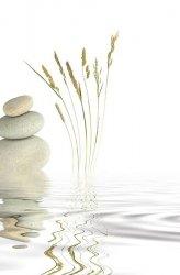 Fototapeta na ścianę - Medytacja, kamienie - 115x175 cm