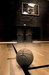 Fototapeta na ścianę Basketball  - 115x175 cm