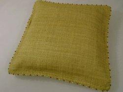 Poszewka na poduszkę - Z rafii - 45x45cm