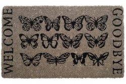 Wycieraczka wejściowa - Motyle