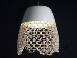Lampa sufitowa - High boy - 34x38cm