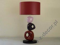 Lampa stołowa - UNIK - 40x27x77cm