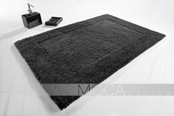 Dywanik łazienkowy - Grafit - 50x80cm