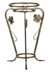 Kwietnik metalowy - Stojak na kwiaty - Juka wyższa