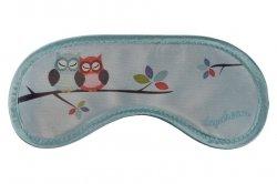 Opaska na Oczy - Daydream - Wzór Owls Lovebird