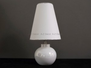 Lampa stołowa - BEAULIEU - 40x65cm