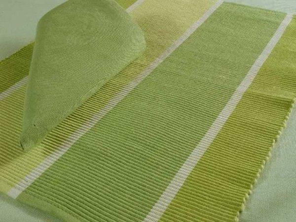 Podkładki na stół + Serwetki x 6-szt - Kiwi