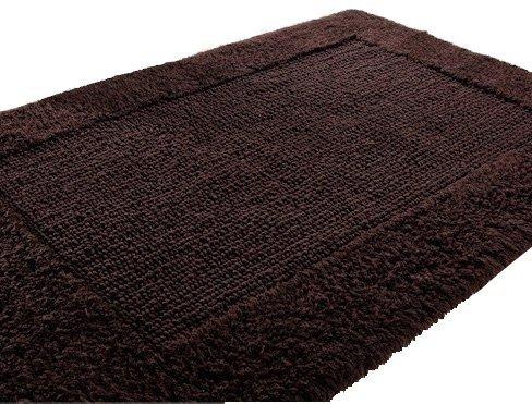 Dywanik łazienkowy - Brązowy - 60x100cm