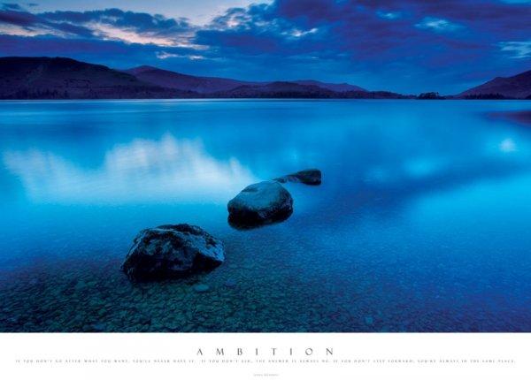 Ambition - Ambicja - reprodukcja