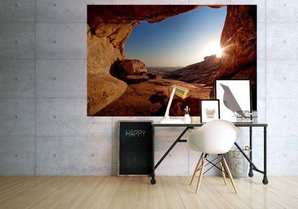 Fototapeta ścienna - Grota na pustyni - 175x115 cm