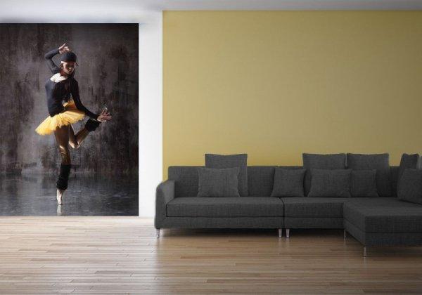 Fototapeta ścienna - Tancerka - 183x254 cm